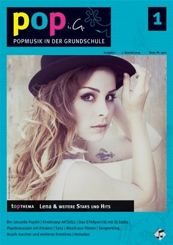 Popmusik in der Grundschule - Ausgabe 1 - Heft
