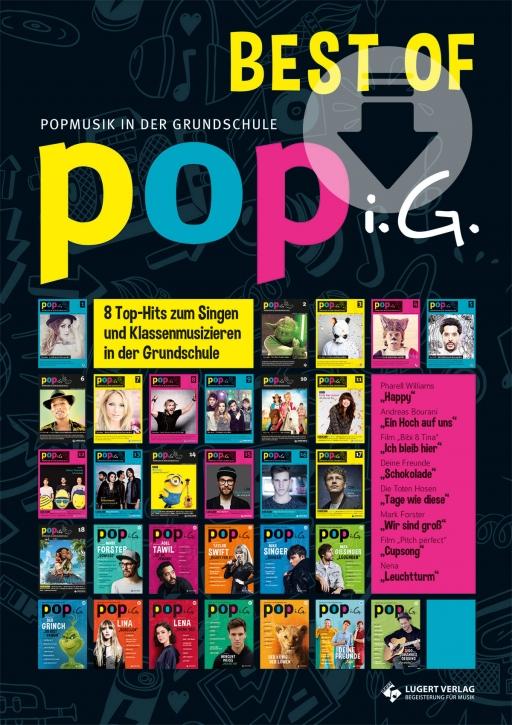 Best of POPi.G. - Popmusik in der Grundschule (Download)