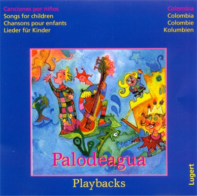 Palodeagua. Playback-CD