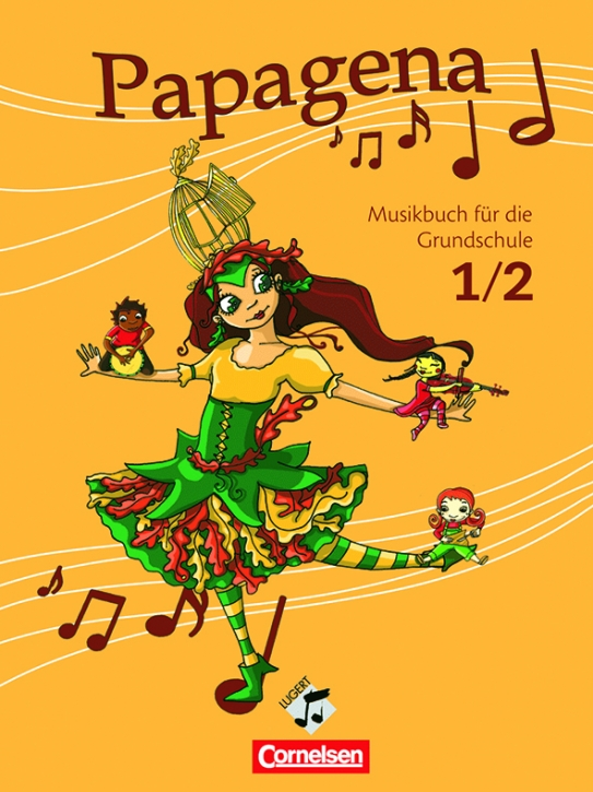 Papagena 1/2 - Deutsch - Schulbuch