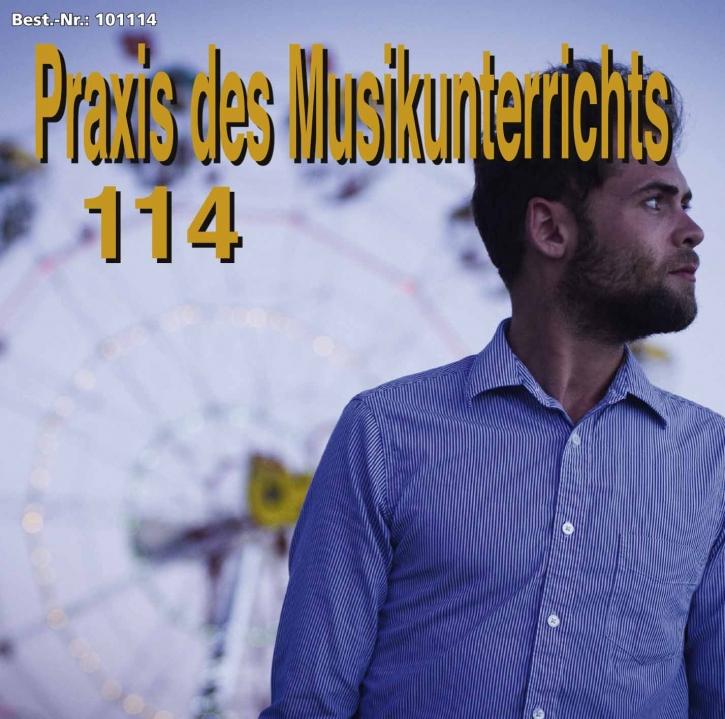 Praxis des Musikunterrichts 114 Audio-CD