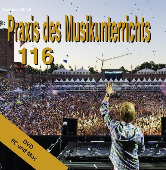 Praxis des Musikunterrichts 116: DVD