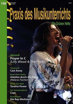 Prüfpaket Praxis des Musikunterrichts 119 Heft inkl. Audio-CD