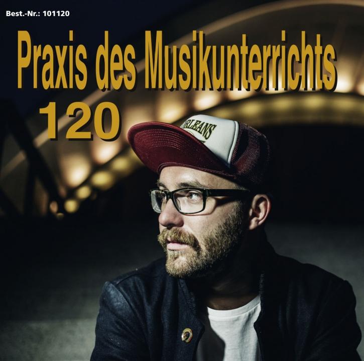 Praxis des Musikunterrichts 120: Audio-CD