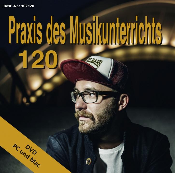 Praxis des Musikunterrichts 120: DVD