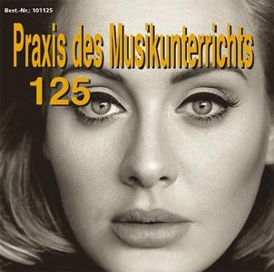 Praxis des Musikunterrichts 125: Audio-CD für Abonnenten