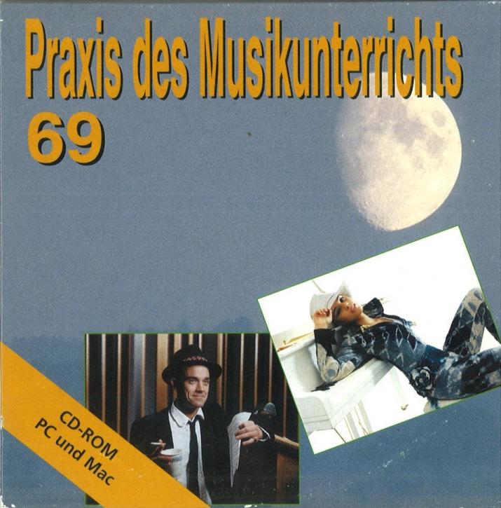 Praxis des Musikunterrichts 69. CD-ROM