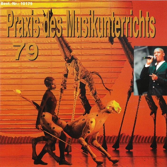 Praxis des Musikunterrichts 79 Audio-CD