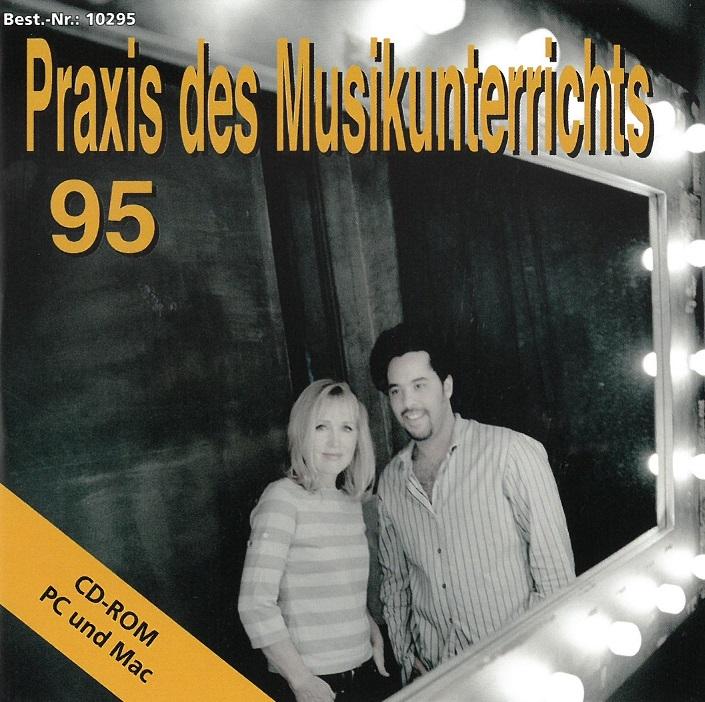 Praxis des Musikunterrichts 95: CD-Rom
