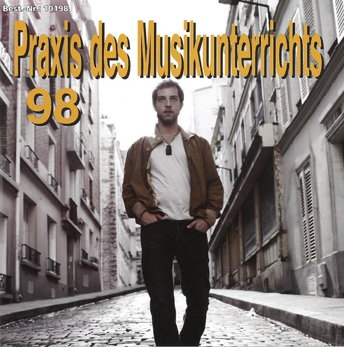 Praxis des Musikunterrichts 98: Audio-CD