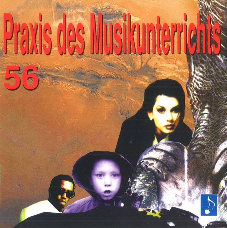 Praxis des Musikunterricht Audio CD Heft 56