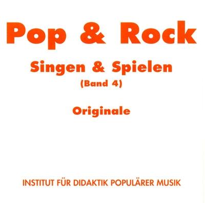 Pop & Rock Singen und Spielen 4 Playback-CD
