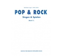 Pop & Rock - Band 1  Komplettpaket