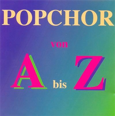 Popchor von A-Z (SATB). CD mit Originalen