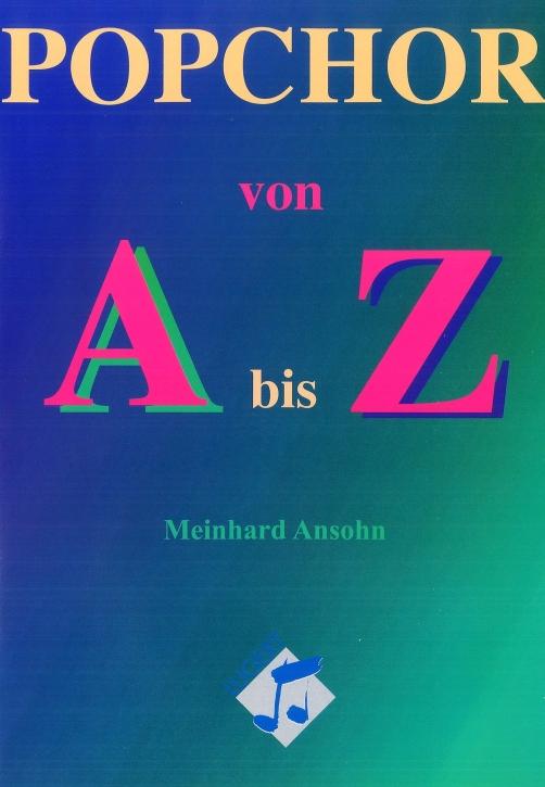 Popchor von A-Z (Heft und CD)