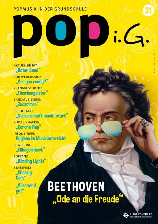 Popmusik in der Grundschule 31 Heft, CD und Download