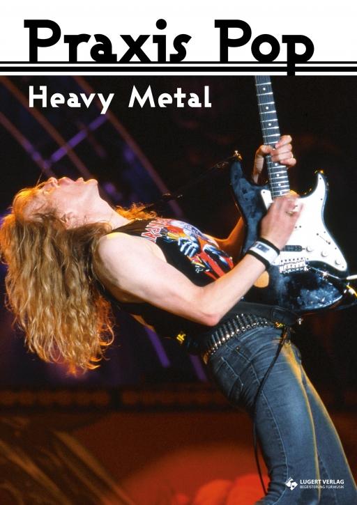 Heavy Metal - Praxis Pop (Heft und CD)