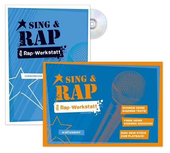 Sing & Rap Die Rap-Werkstatt Media-Paket