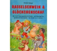 Rasselschwein & Glöckchenschaf - Buch (64 Seiten)
