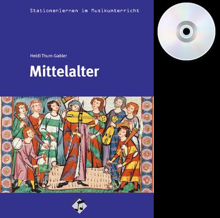Stationenlernen: Mittelalter inkl. CD