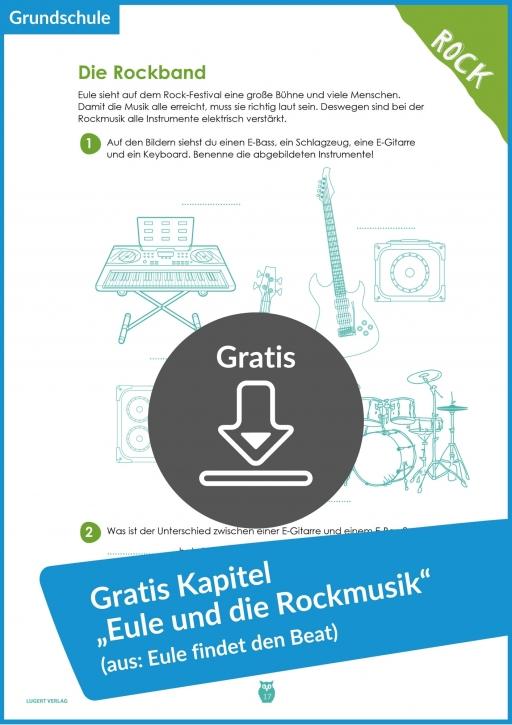 "Gratis-Download ""Rock"" aus dem Unterrichtsmaterial ""Eule findet den Beat"" (Praxisideen, Lehrermaterial, Arbeitsblätter)"
