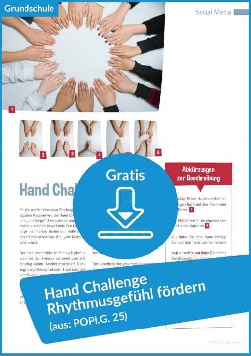 Gratis-Download: Eine Challenge in der Grundschule