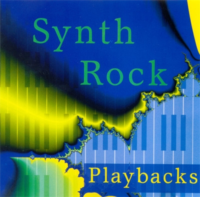 Synth Rock. Playback-CD