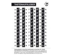 Tastenaufkleber  10er-Pack