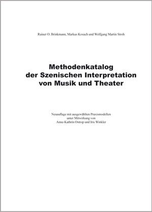 Methodenkatalog der Szenischen Interpretation. Buch (76 S.)