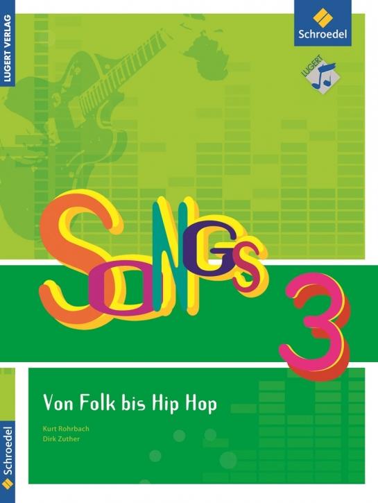 Songs von Folk bis Hip-Hop 3, Buch