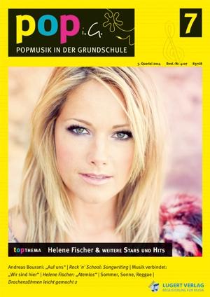 Prüfpaket Popmusik in der Grundschule 7 - Heft inkl. Audio-CD