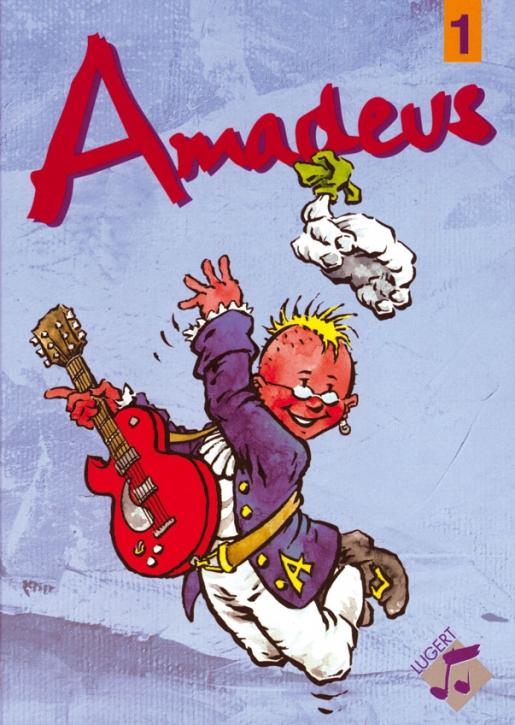 Amadeus 1 - Schulbuch für das Gymnasium