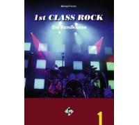 1st Class Rock Media-Paket (Schülerheft mit CD, Lehrerband, DVD)