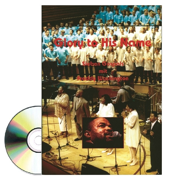 Glory to his Name, 5 Hefte + 1 CD