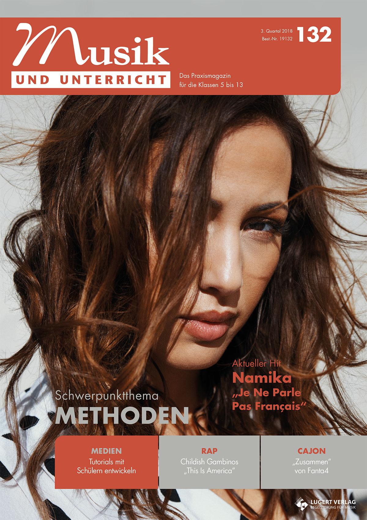Prüfpaket Musik und Unterricht 132 Heft inkl. CD Plus