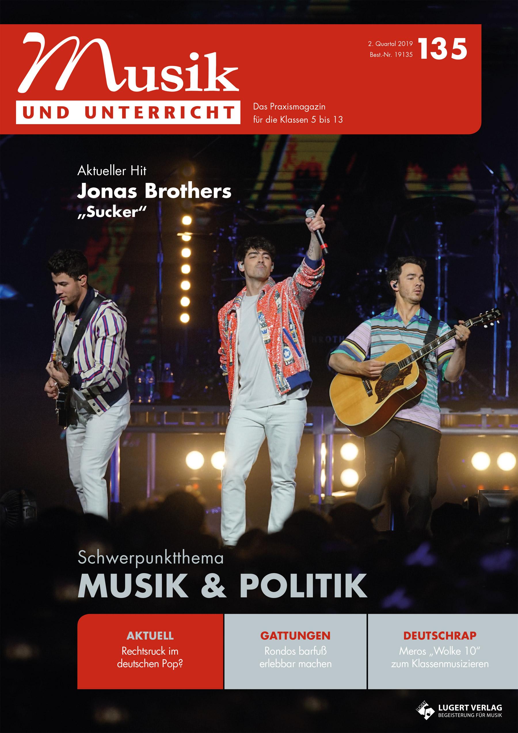 Prüfpaket Musik und Unterricht 135 Heft inkl. CD Plus
