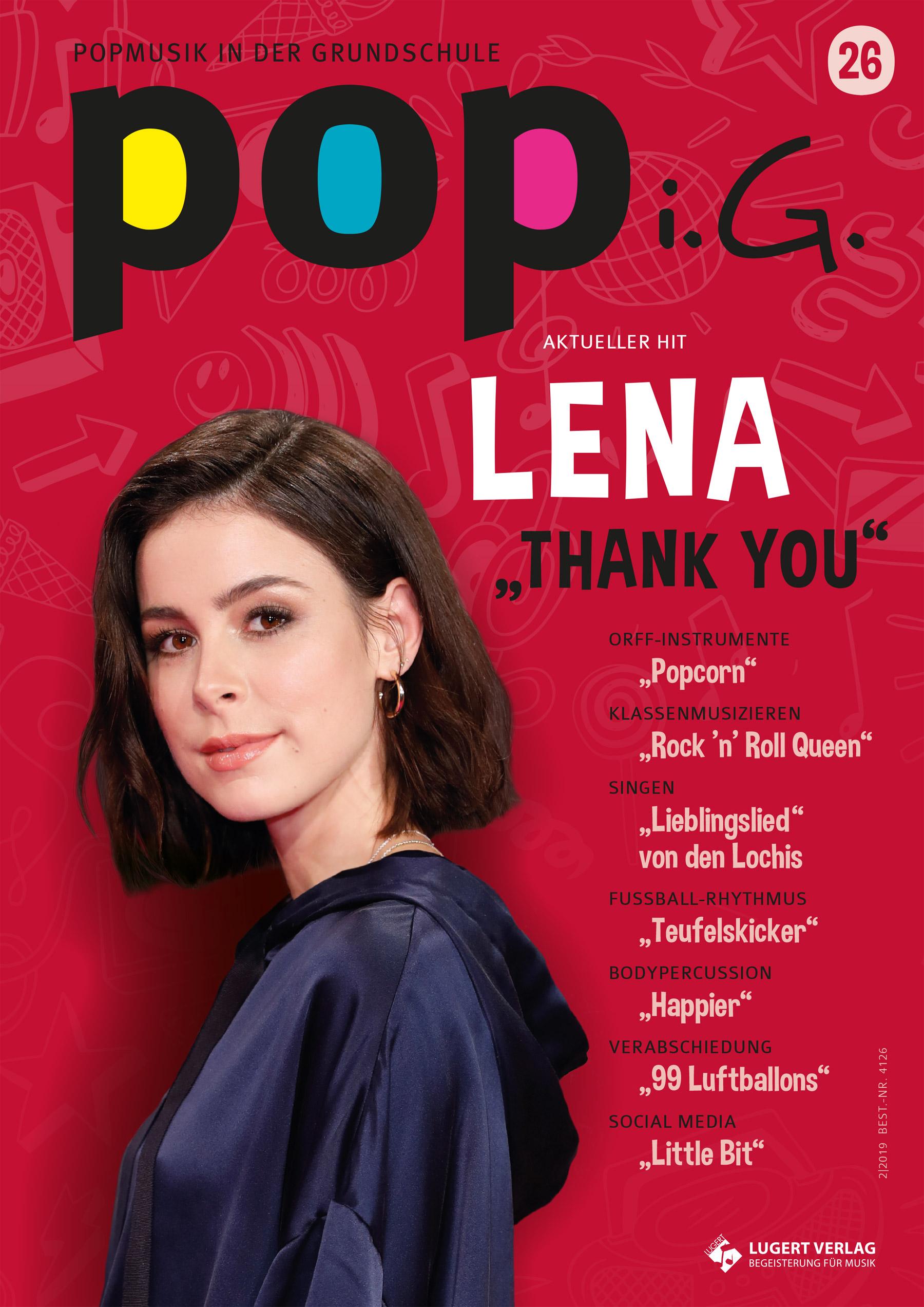 Prüfpaket Popmusik in der Grundschule: Ausgabe 26