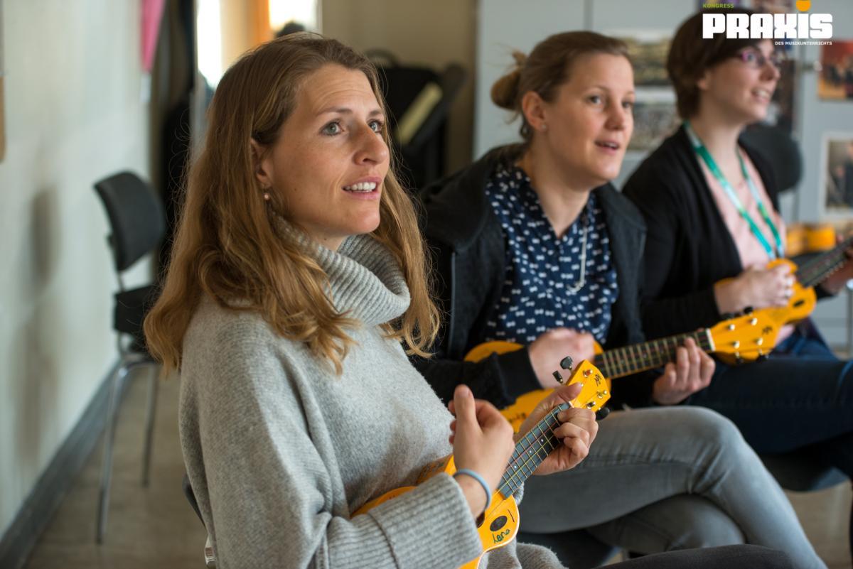 Kongress Praxis des Musikunterrichts