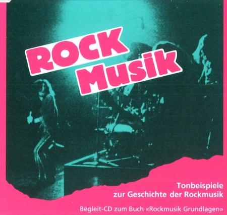 Original-CD zu Rockmusik Grundlagen
