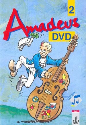 DVD zu Amadeus 2 für das Gymnasium