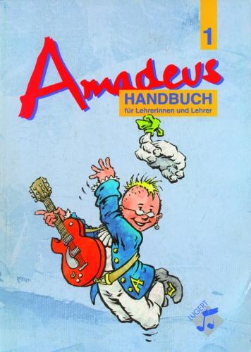 Amadeus 1 - Lehrerhandbuch für das Gymnasium