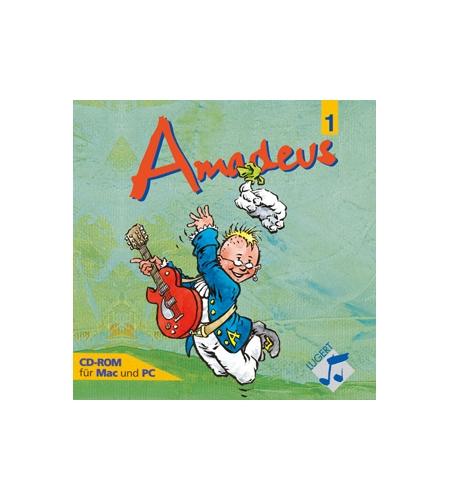Amadeus 1 - CD-Rom