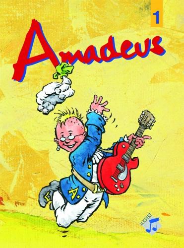 Amadeus 1 (Klassen 5-6) - Schulbuch NEUAUFLAGE für HRG