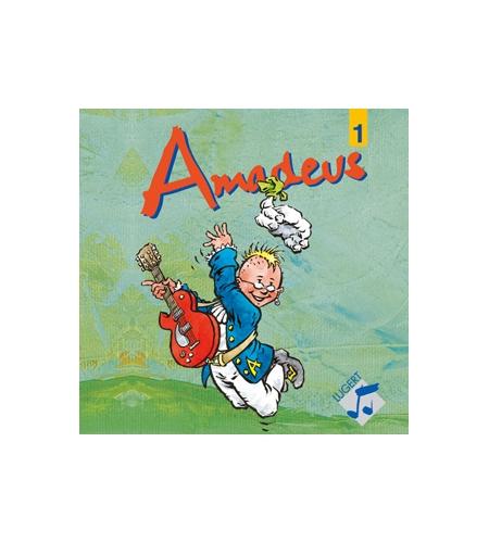 Amadeus 1 - 5 CD-Box