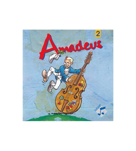 Amadeus 2- 6-CD-Box für das Gymnasium