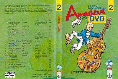 DVD Amadeus 2 für HRG