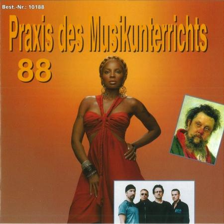 Praxis des Musikunterrichts 88: Audio CD