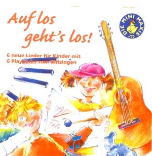 Auf los geht´s los! CD2