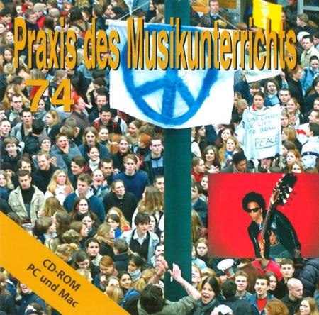 Praxis des Musikunterrichts 74: CD-ROM