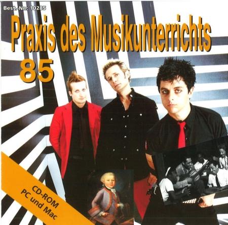 Praxis des Musikunterrichts 85: CD-Rom